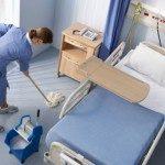 Cómo usar desinfectantes en el entorno hospitalario