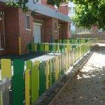 Las barreras de protección, imprescindibles en los centros escolares