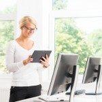 La iluminación del puesto de trabajo, esencial para evitar problemas de salud