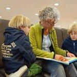 Las residencias para la tercera edad, un posible nexo entre abuelos y nietos