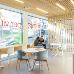 Transformar los espacios de una oficina para integrar los nuevos métodos organizativos