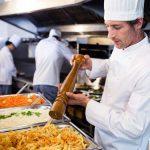 Productos de limpieza y desinfección para restaurantes