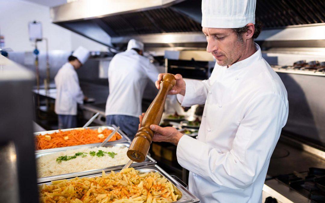 Productos de limpieza y desinfecci n para restaurantes for Articulos para restaurantes