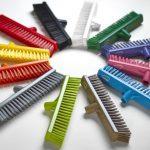 Cepillos de colores Vikan para la industria alimentaria