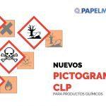 Pictogramas en las etiquetas de los productos químicos