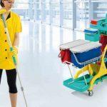 Carros de limpieza: Infinitas posibilidades