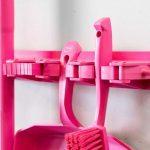 ¿Cómo higienizar el material de limpieza?